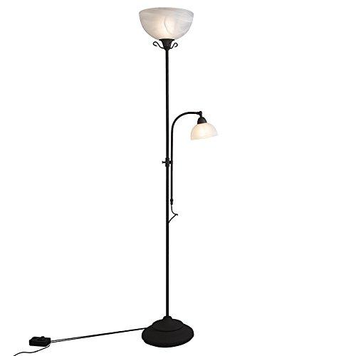 qazqa-rustique-lampadaire-dallas-2-rouille-verre-metal-rond-oblongue-compatible-pour-led-e27-max-1-x