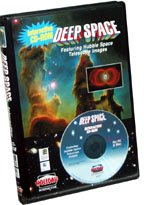 Deep Space: Featuring Hubble Space Telescope Images (Interactive Pc/Mac Cd-Rom)