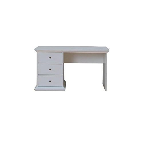 Schreibtisch Paris mit 3 Schubladen