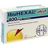 Ibuhexal akut 400 mg Filmtabletten 50 stk