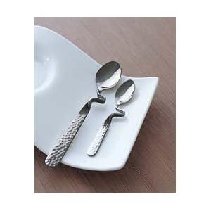 Villeroy & Boch New Wave Caffe Espresso Spoon, Silver