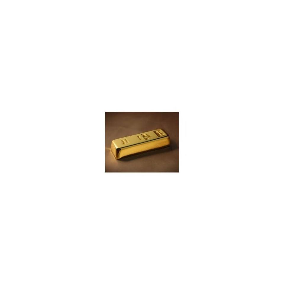 Cool Gold bar 16 GB USB Flash Drive