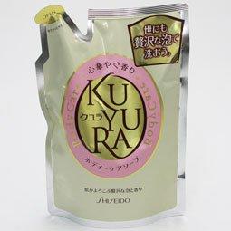 クユラボディーケアソープ心華やぐ香り詰替え 400ml
