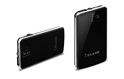 iFlash Ultra Slim 3200mAh Portable Power Bank Backup External Battery Charger with Embedded Micro-USB and Flashlight for Android Smartphones: HTC ONE M7 M8 M9 Samsung Galaxy S6 Plus/ S6 S5 S4/ S3/ S2/ Galaxy Note 2 / 3 / 4 / 5 Motorola MOTO X/G/ LG G2 / G