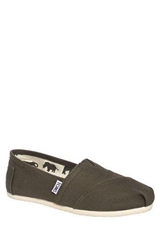 Women's Classic Canvas Slip On Shoe