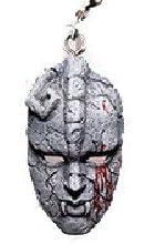 超像ストラップ 「ジョジョの奇妙な冒険」 石仮面 血しぶき版(荒木飛呂彦指定カラー)