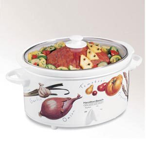 Hamilton Beach 33160 6-Quart Meal Maker Slow Cooker by Hamilton Beach