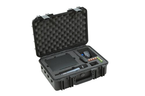 Skb 3I-1711-Sew Iseries Injection Molded Case For Sennheiser Ew Wireless Mic Series