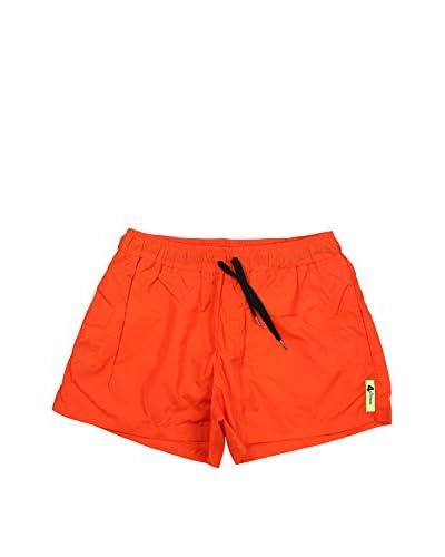4giveness Boxer da Bagno  [Arancione]
