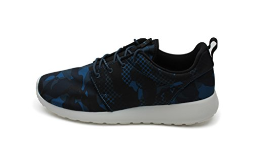 e3680663e47 Nike Mens Rosh One Print BRIGADE BLUE SQUADRON - Import It All