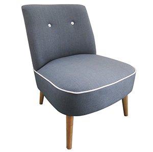 fauteuil HARRY gris