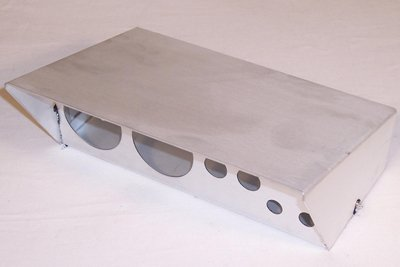 "Empi 00-9381-0 9"" Switch Box W/Holes, Vw, Buggy, Sand Rail"