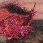 Original album cover of Glamorous Piles & Puffy Saddlebags by Lovely Little Girls