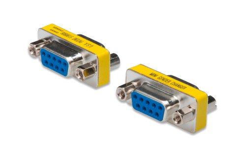 Assmann Serieller Gender Changer - DB-9 (W) - DB-9 (W), AK-610506-000-I