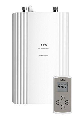 AEG DDLE 13, elektronischer Durchlauferhitzer m.Fernbedienung