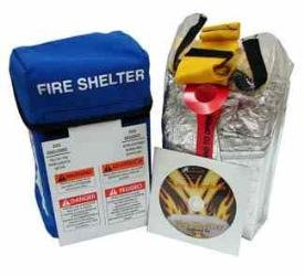 Fire Shelter, New Generation