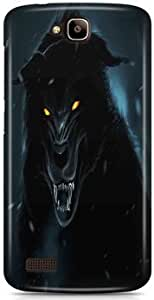 KSC Desgine Hard Back Case Cover For Huawei Honor Holly