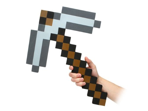 Minecraft Foam Pickaxe 並行輸入品