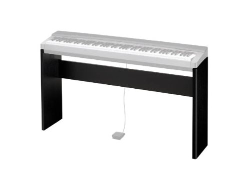 Casio  CS-67PBKC5 Black Wood Stand for PX-330BKC5