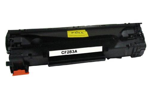 Prestige Cartridge Cartuccia di Toner ad Alta Capacita Compatibile con CF283A per Stampante HP LaserJet Pro MFP, 1 Pezzo, Nero