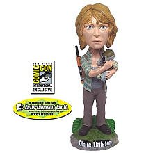 Lost Claire SDCC Exclusive Bobblehead - Littleton