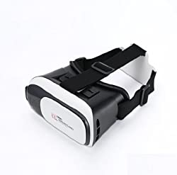 Remax VR 3D Glasses Virtual Reality Movie Glasses Lens and Belt Adjustable Headset Glasses for 4.7-6 inch Phone