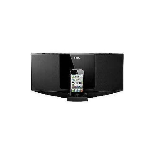 Sony 10W Micro Music System For Iphone 5
