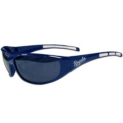MLB Kansas City Royals Wrap Sunglasses