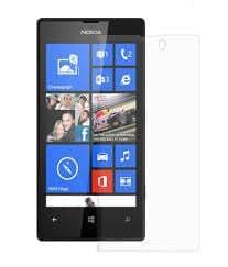 KTS Temperd Glass 2.5D Corve Quality For Nokia Lumia 520