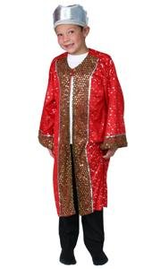 Nativity Christmas King Wiseman Red Size 4/6