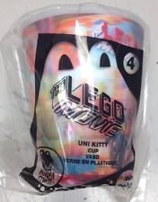 McDonalds Happy Meal Lego The Movie 3D Lenticular Cups #4 - Uni Kitty - 2014