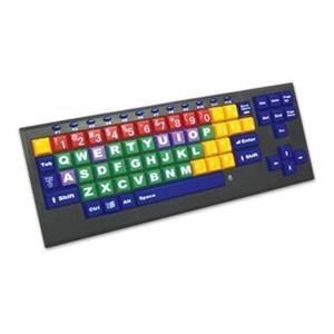 Chester Creek, Kinderboard Large Key Keyboard - Keyboard - Usb (Catalog Category: Input Devices / Keyboards)