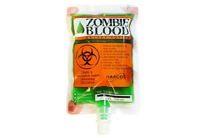 Zombie Blood Energy Potion