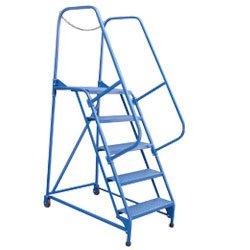 Vestil Mobile Maintenance Ladders - (A) (Yl-0330A) front-142318
