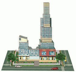 Cheap IDA 3d Educational Building Puzzle – Bloomberg Tower, New York (B00186BHE8)