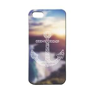 BLUEDIO Designer 3D Printed Back case cover for Apple Iphone 5 / 5S / SE - G5539