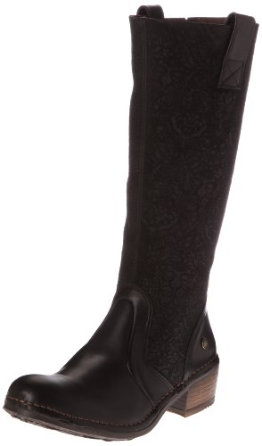 Neosens Womens Medoc Black Boots 369 5 UK, 38 EU