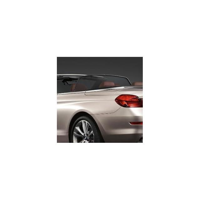 BMW 2012 6 Series Convertible Wind Deflector