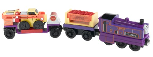 Epic Thomas u Friends Wooden Railway Culdee u the Apple Orchard Cars