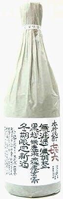 限定出荷商品 黒木本店 芋焼酎 喜六 無濾過(25度) 720ml