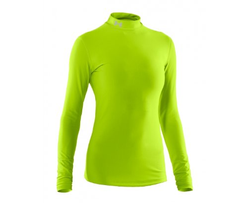 Under Armour Compressie Mock Longsleeve Thermo Shirt for Women
