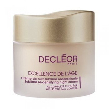 Decleor, Excellence de l'age Sublime regenerating Cream