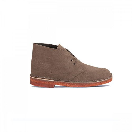 Clarks Desert Boot Dark Grey Suede 8.5 UK G / 42.5 EU