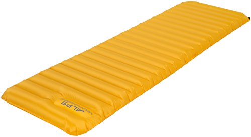 ALPS Mountaineering 7258027 Featherlite Series Air Mat (Long) (Ski Tube Repair Kit compare prices)