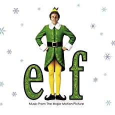 Elf: Music from the Major Motion Picture - click to buy the CD from Amazon.com
