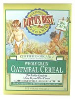Earth's Best Oatmeal Cereal (3x8 oz.)