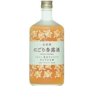 永昌源 にごり杏露酒 (しんるちゅう) あんずのお酒 10度 720ml 【中国酒】