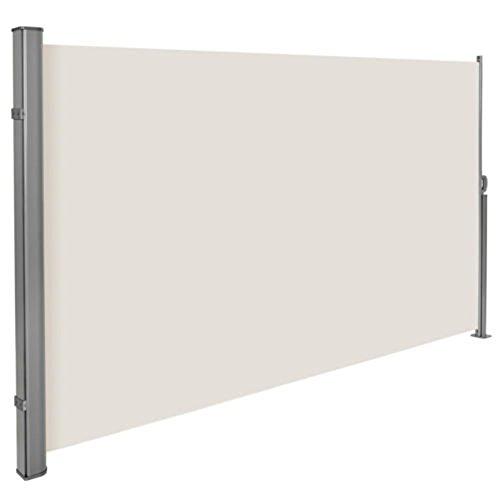groten seitenmarkise ausziehbar polyester windschutz. Black Bedroom Furniture Sets. Home Design Ideas