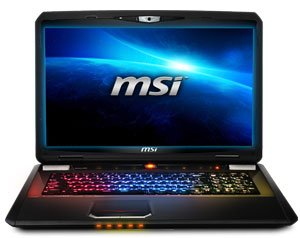 MSI GT70 0NE-452US 17.3