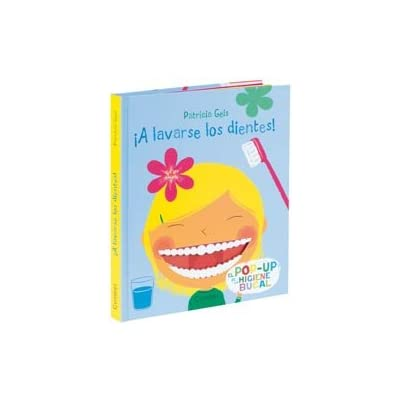 lavarse los dientes!: El pop-up de la higiene bucal (Spanish Edition